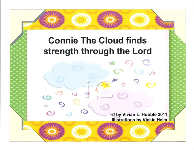 Connie The Cloud Finds Strength Through the Lord