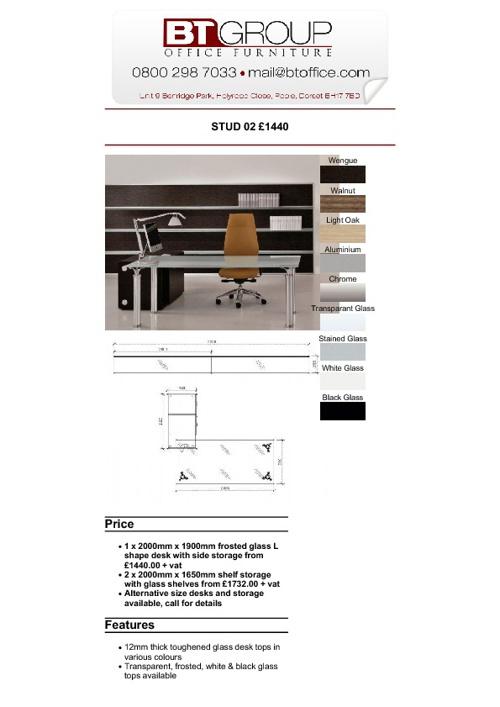 Executive Range - BT Studio