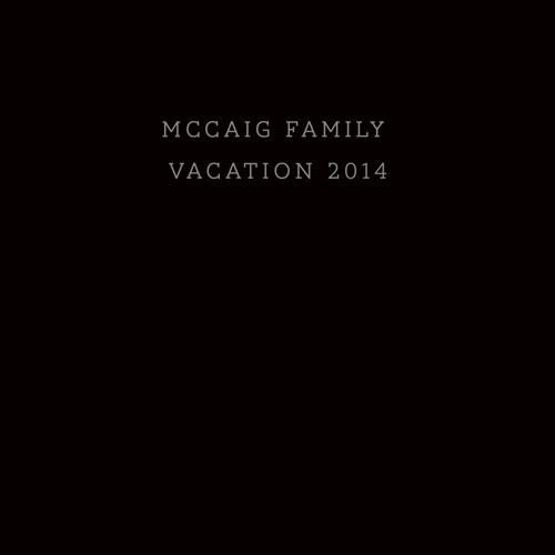 McCaig Family Book