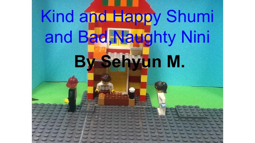 Sehyun's Realistic fiction story pub