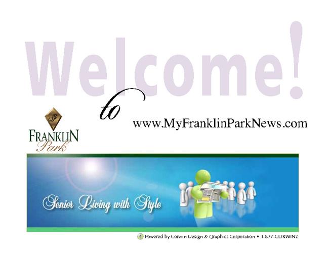 Franklin Park News Manual