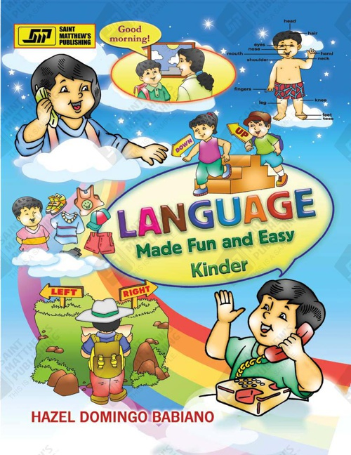 Language Made Fun and Easy - Kinder