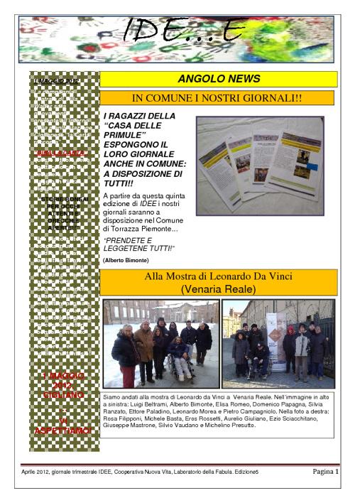 Nuona Vita Jornal
