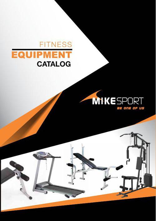 Catalog Fitness Machines