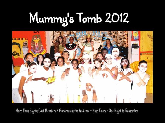 Leading Edge - Mummy's Tomb - 2012-2013