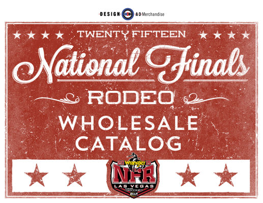 NFR 2015 Wholesale Catalog
