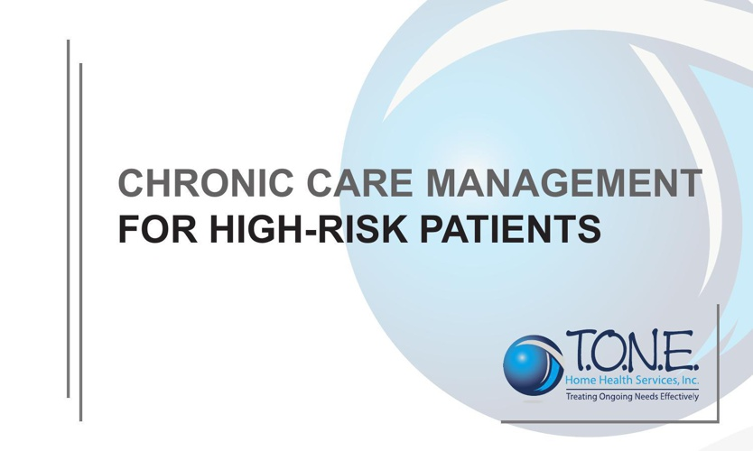 T.O.N.E. Home Health Services, - Population Health Management