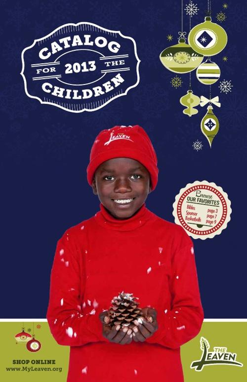 The Leaven's Catalog for The Children 2013