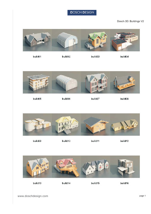 08_DOSCH 3D - Buildings 2