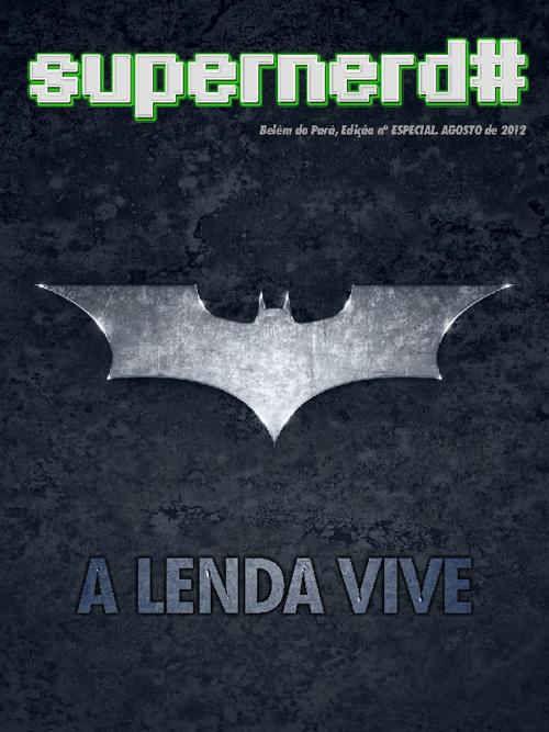 SUPERNERD# ESPECIAL BATMAN