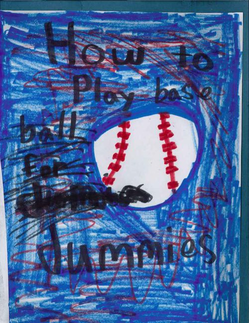 Baseball for Dummies by Carter