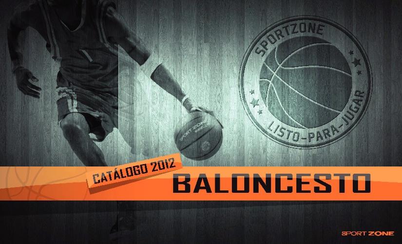Sportzone // Listo para Jugar // Catalogo Baloncesto 2012