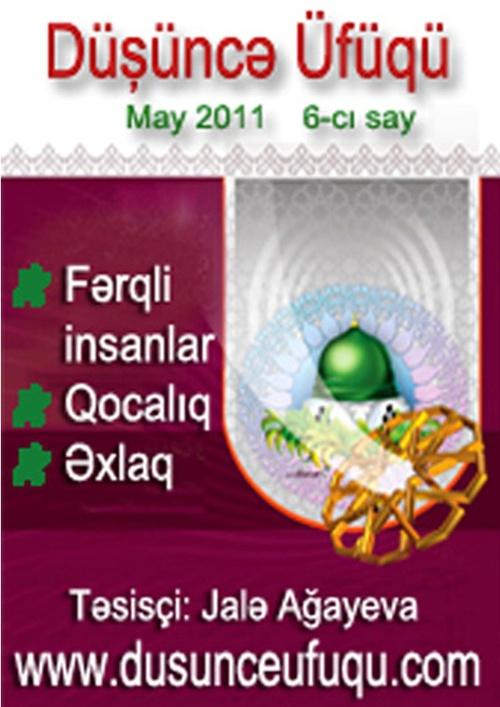May-N6-2011 Düşüncə Üfüqü