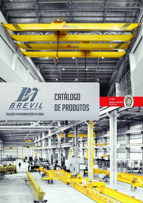 Brevil - Pontes Rolantes