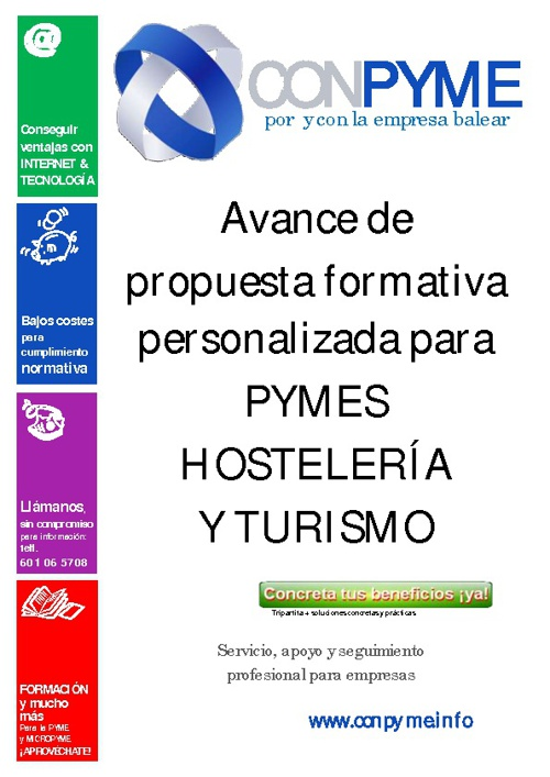 FlipSnack-Guia formativa PYME hosteleia