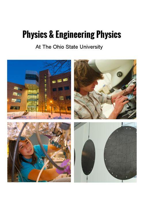 Undergraduate Physics at Ohio State
