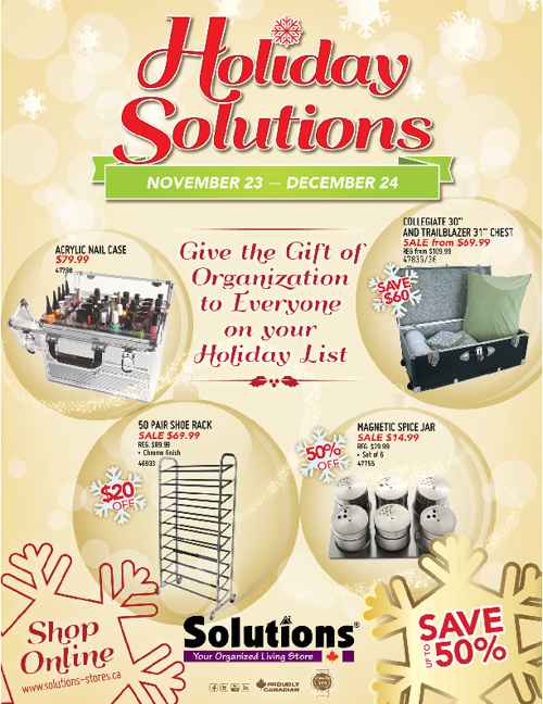 Holiday Flyer 2