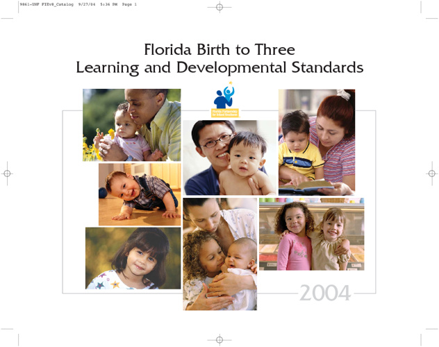 Fla Birth to three learning and developmental Standards