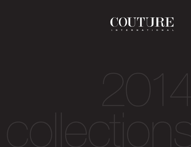 COUTURE - 2014 Collections