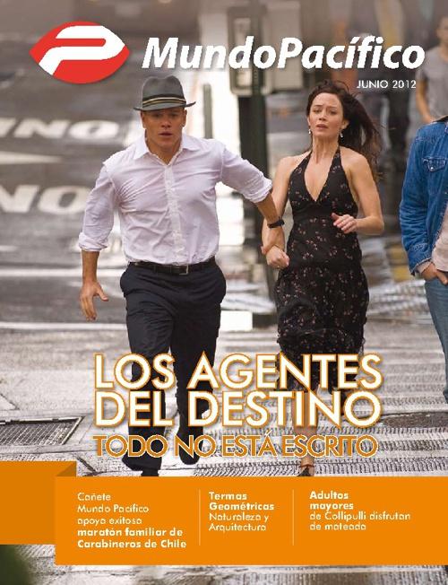 Revista Mundo Pacífico - Junio 2012