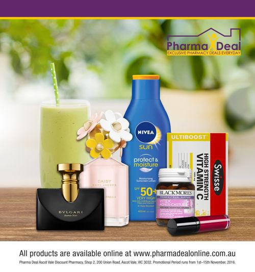 Pharma Deal November Catalogue.