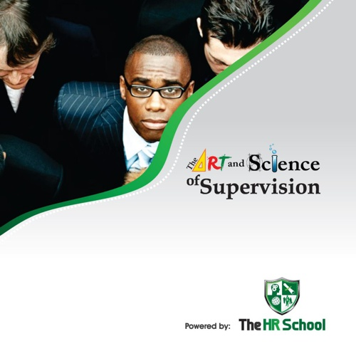 The Art and Science of Supervision brochure by THE HR SCHOOL