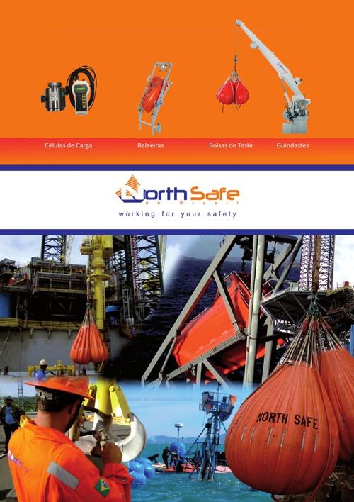 Catálogo North Safe 2013