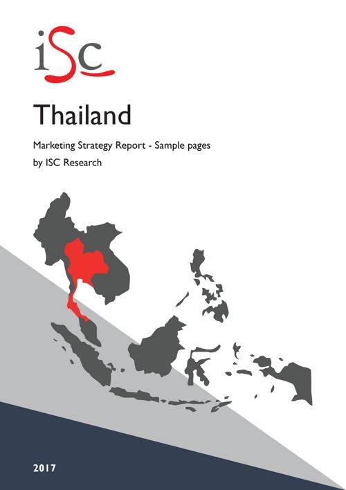 Thailand Marketing Strategy Report Sampler