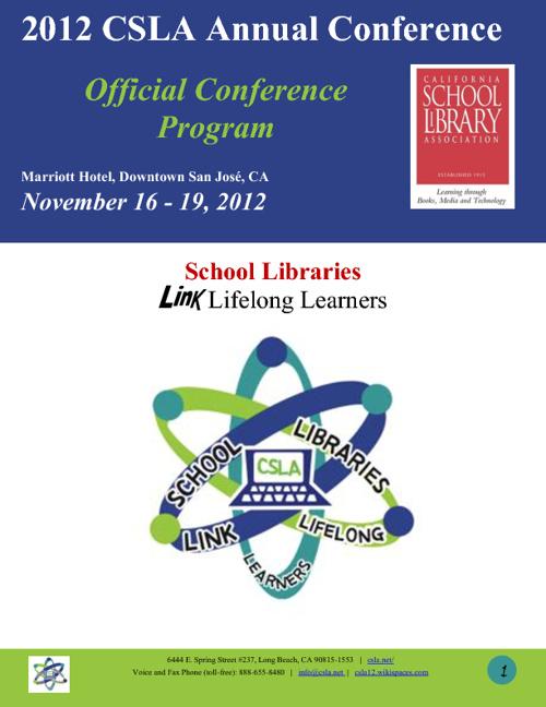 2012 Final Conference Program
