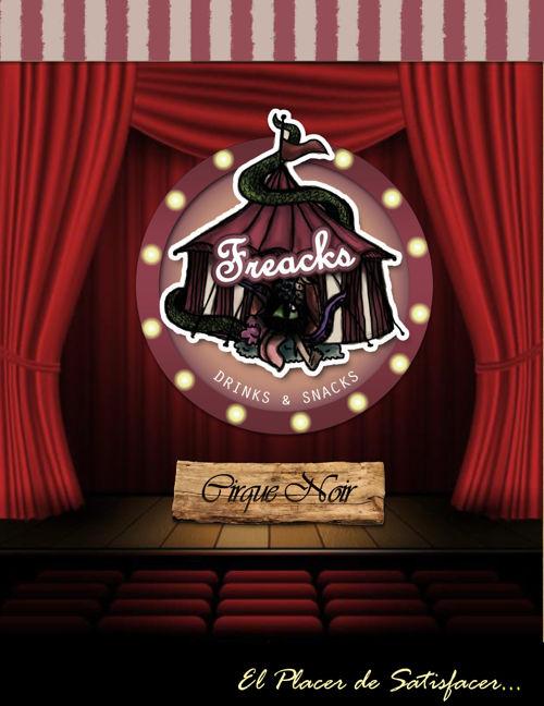 Cirque Noir - Freacks