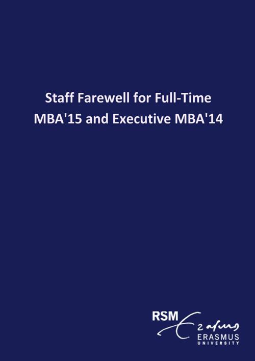 StaffFarewell