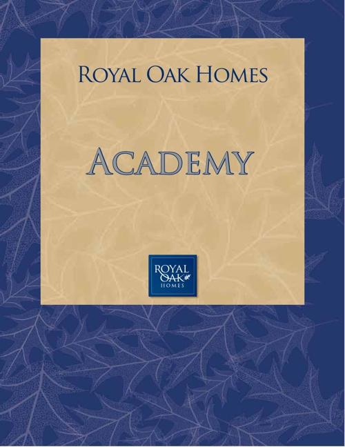 Royal Oak Homes - Academy
