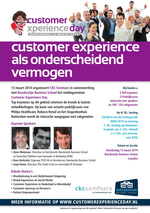 Customer Experience Day 2014