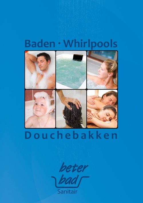 Beterbad Baden-Whirpools-Douchebakken