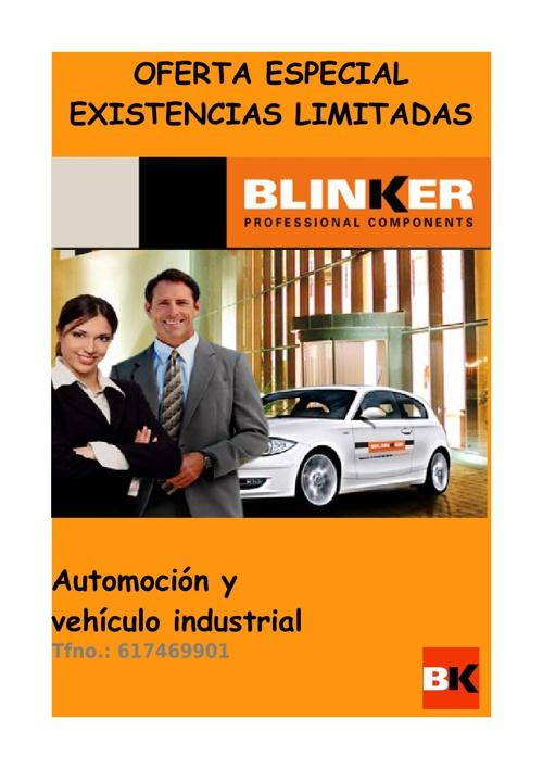 Catálogo ofertas Blinker