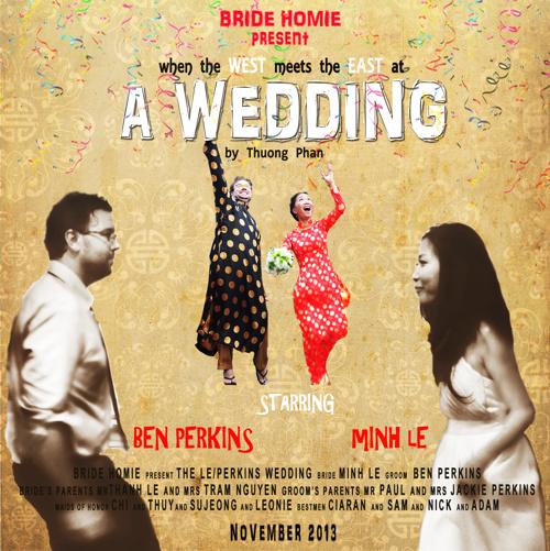 The Le/Perkins Wedding