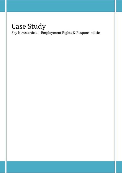 Case Study - Sky News