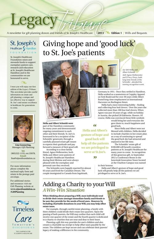 Legacy Tribune - 2013 Edition