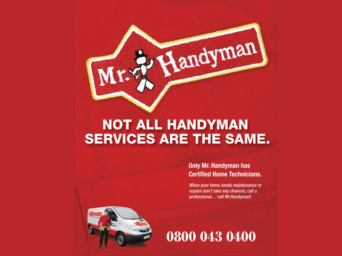 Mr Handyman Services