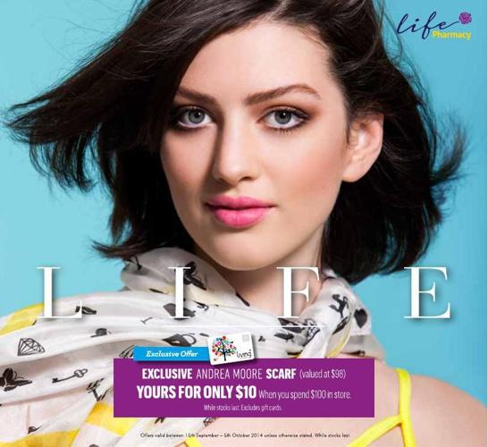 Life Pharmacy September Mailer