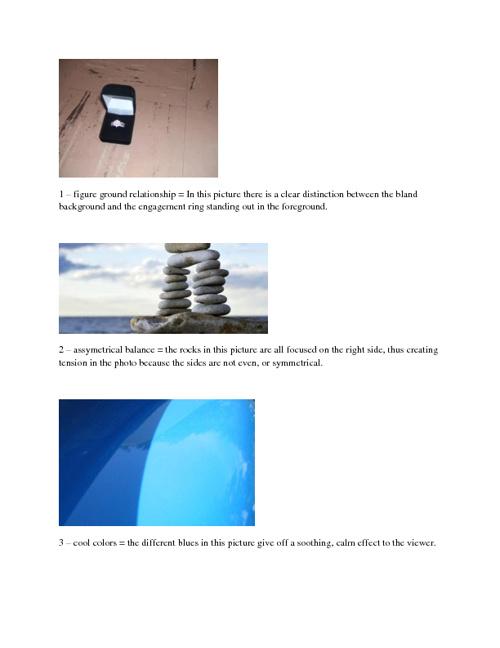 Design Principles Project - Jessica Stutts