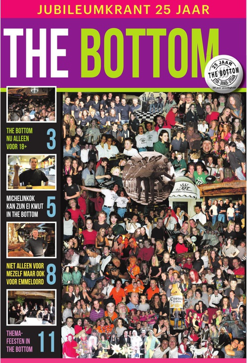 The Bottom jubileumkrant