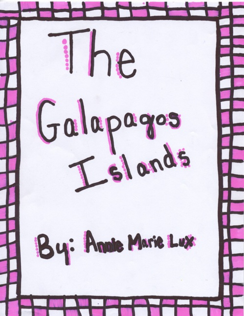 Annie Lux Galapagos Islands E-book