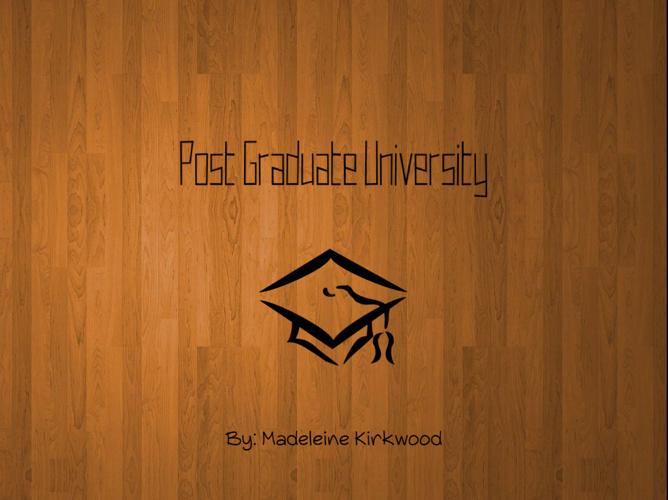 Post Graduate University