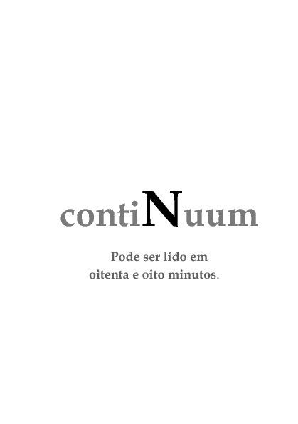 Continuum - Amostra Grátis