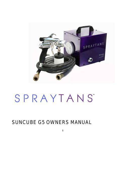 SUNCUBE Manual 2015