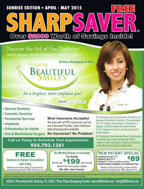 sharpsaver sunrise april-may 2015