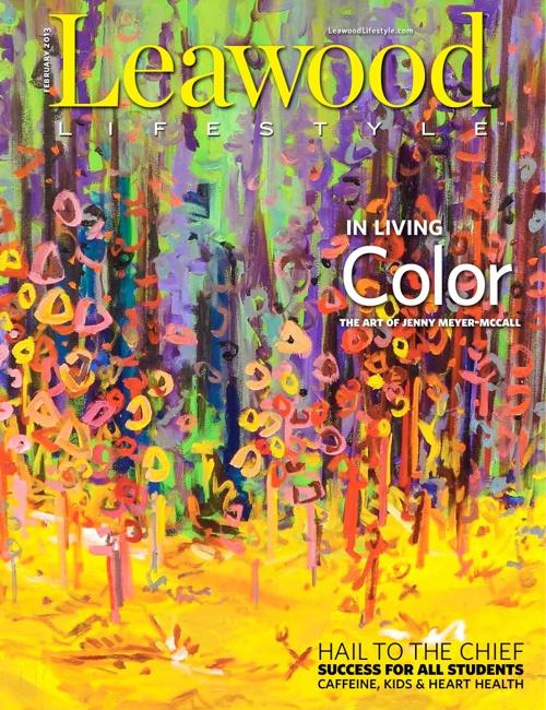 Leawood Lifestyle February 2013