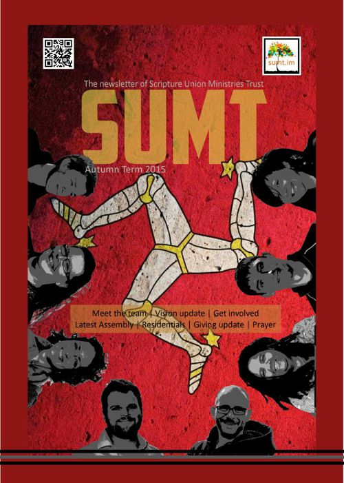 SUMT Autumn 2015 newsletter