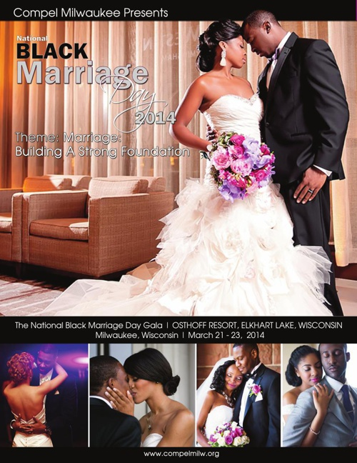 NATIONAL BLACK MARRIAGE DAY 2014 (Building A Strong Fondation)